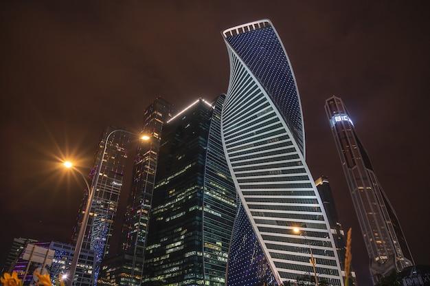 International business center moscowcity