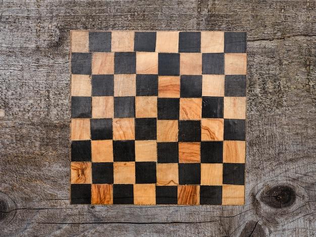 International chess day.  close up