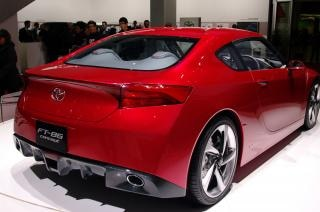 International geneva cars salon 2010, concept, toyota
