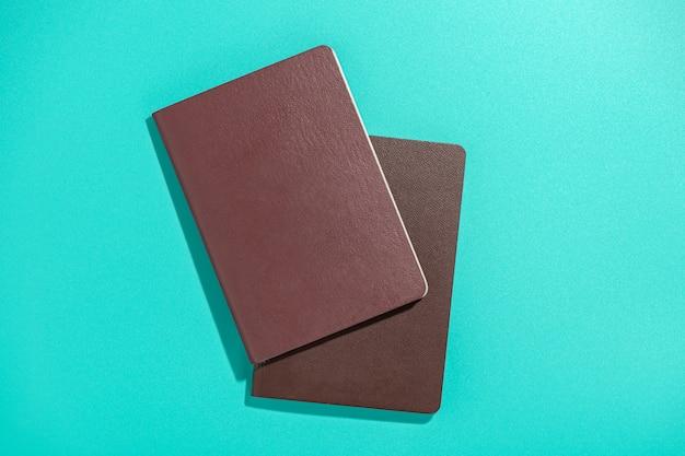 青の国際パスポート