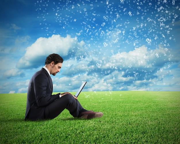 Интернет и концепция социальной сети