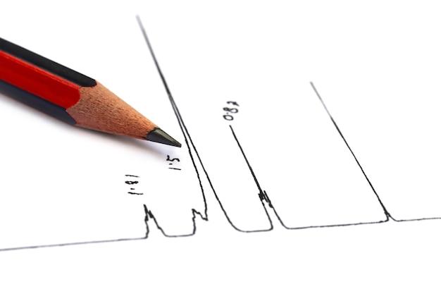 나무 연필로 proton nmr 스펙트럼 해석하기