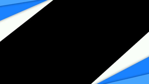 Вступление геометрические красочные линии, абстрактный фон. элегантный и роскошный стиль 3d иллюстрации для делового и корпоративного шаблона