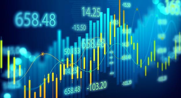 주식 시장 개념에 대한 투자 및 거래