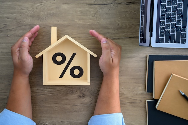 Investment housing  real estate interest rates
