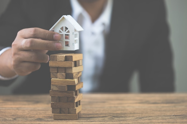Investment risk and uncertainty in the real estate housing market. property investment.