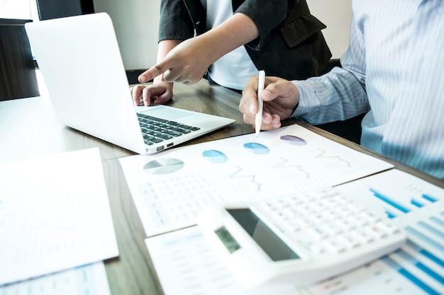 Investors are checking the company's financial statementsthe secretary has prepared the in