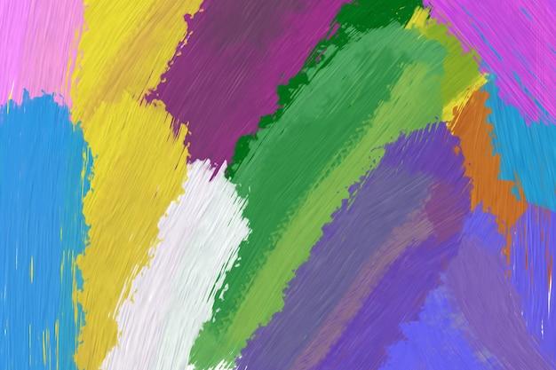 무지개 빛깔의 질감 색상 추상 파스텔 색상 배경 그림 표면 부드럽고 높음