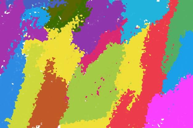 무지개 빛깔의 질감 색상 스크래치가 있는 파란색 분홍색 녹색 색상의 홀로그램 실제 질감