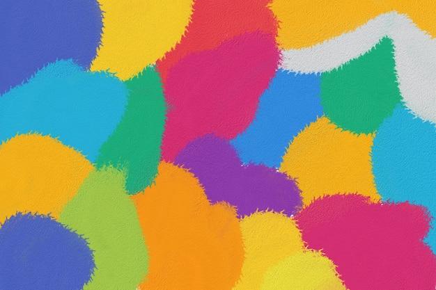虹色のテクスチャcolorbrightと光沢のあるヒップスタースタイルのカバーガラス反射