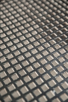철 와이어 산업 울타리 패널 배경