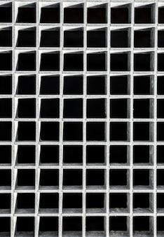 鉄線工業用フェンスパネルの背景