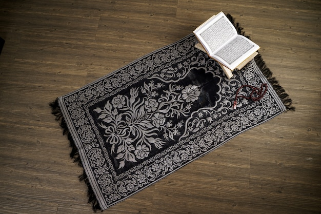 Islam holy book of muslims