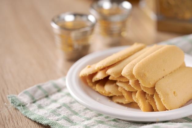 Исламское печенье по традиции ид мубарак