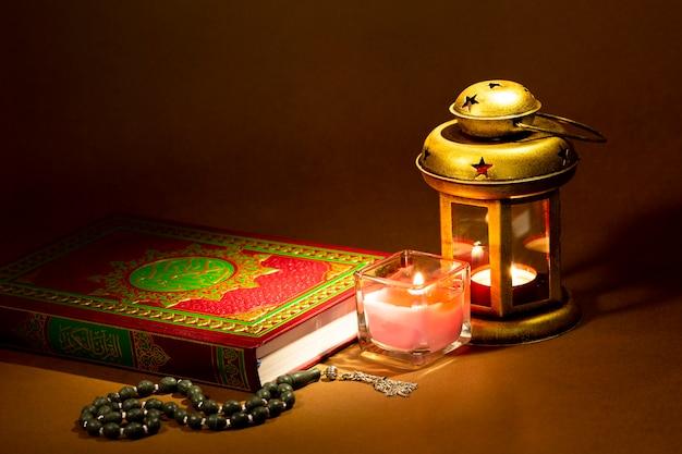 Исламская новогодняя композиция