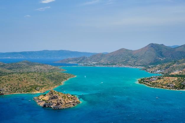 スピナロンガ島クレタ島ギリシャ