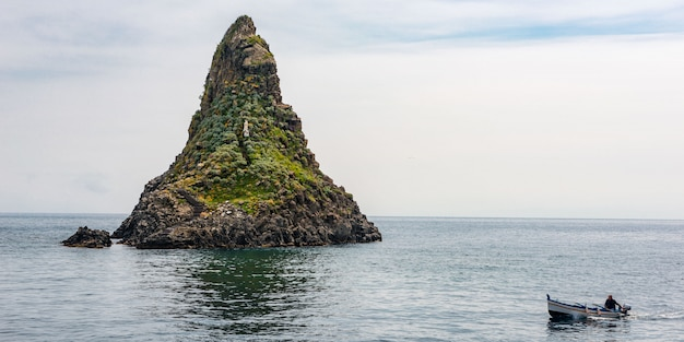 The islands of the cyclops