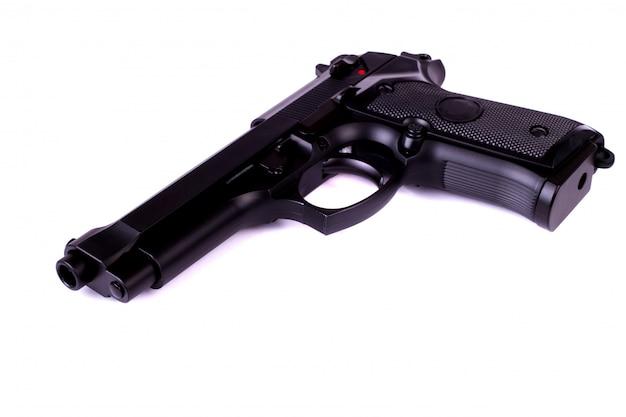 Isolated airsoft gun