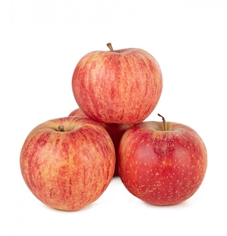 Isolated apple patch