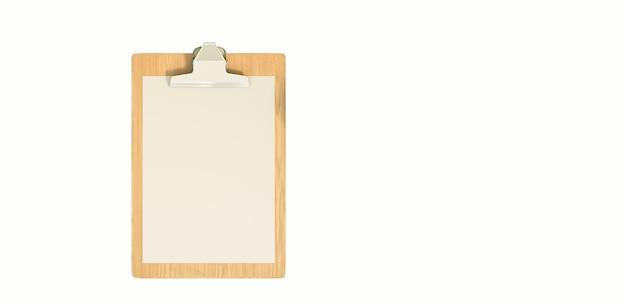 Изолированные чистый лист бумаги для заметок на белом, подходящий для вашего элемента дизайна.