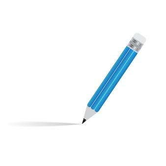 Изолированный карандаш