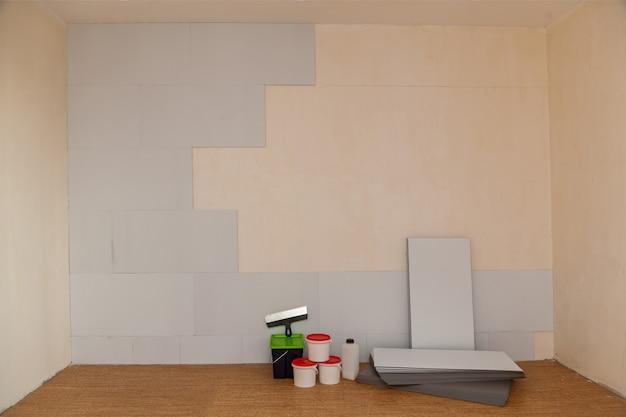 Изолирующие панели для экономии тепла, стройматериалы для ремонта домов и квартир.