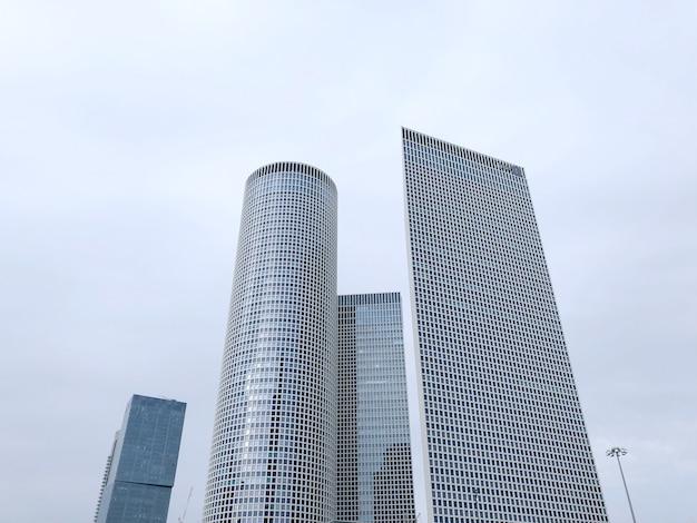 Израиль, тель-авив, центр башни азриэли