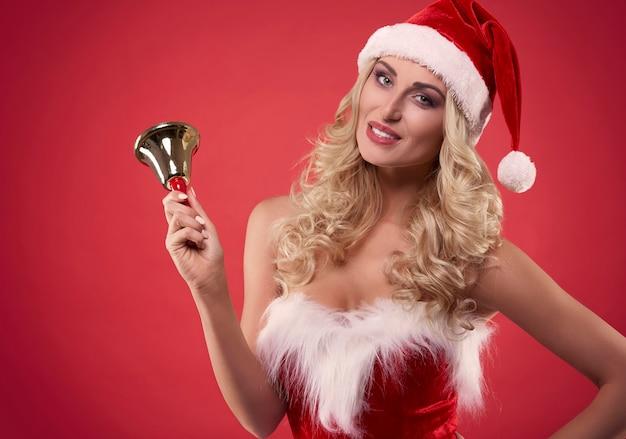 크리스마스 축하를위한 시간