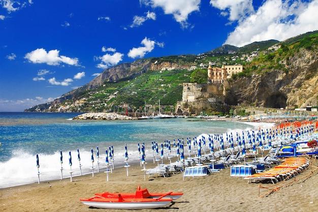 Серия итальянских праздников, минори (побережье амальфи)