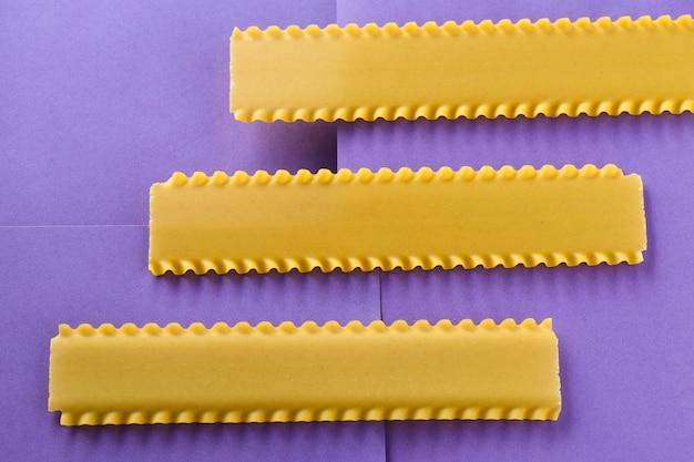 Italian american lasagne pasta