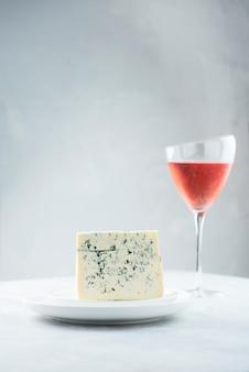 Italian cheese gorgonzola