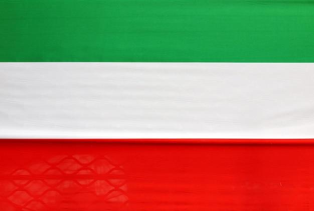 이탈리아의 이탈리아 국기
