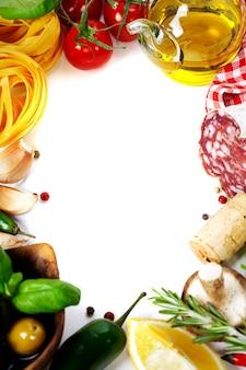 イタリア料理。