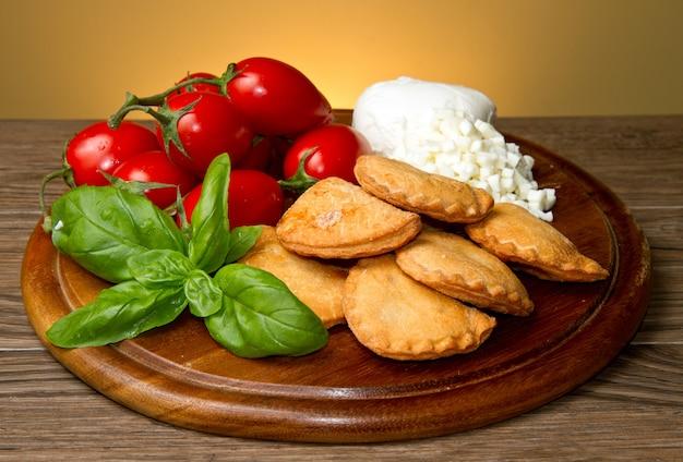 Italian panzerotti