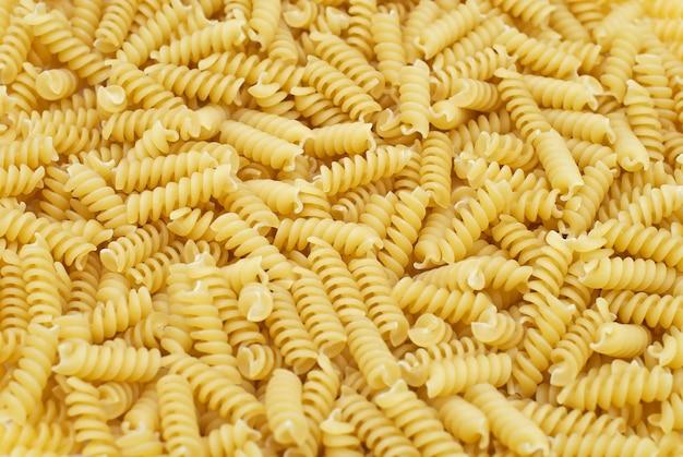 Итальянская паста одноцветная, фон