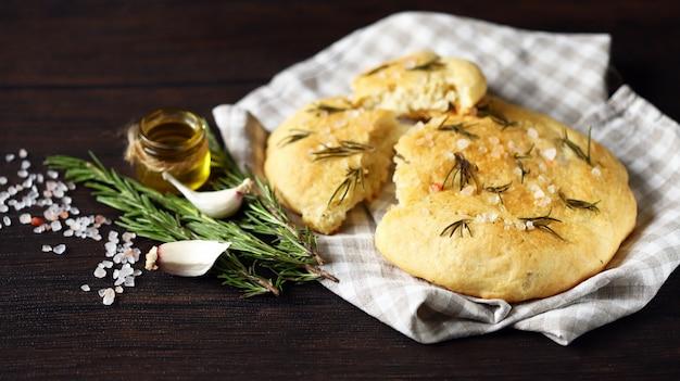 イタリアの伝統的なパン。
