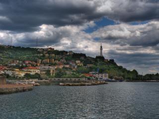 Итальянской деревне