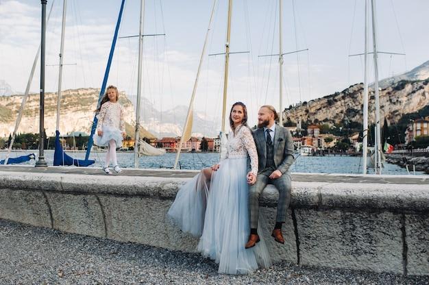 Italy, lake garda