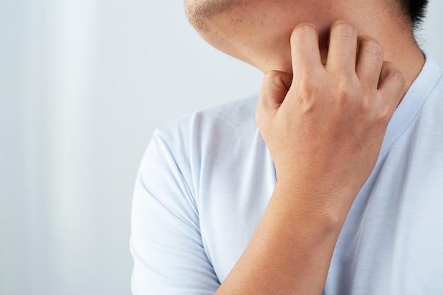 Зуд в тени от кожных заболеваний и рекомендации по лечению