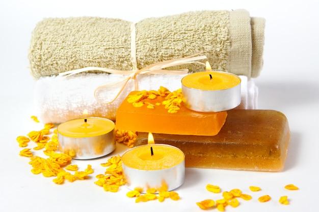 浴室、入浴、石鹸、入浴用品でリラックスできるアイテム