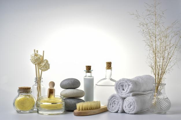 Товары для спа-процедур и массажа