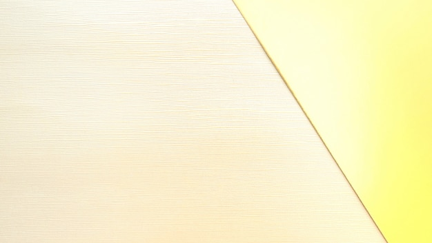 Ivory and gold paper geometric background