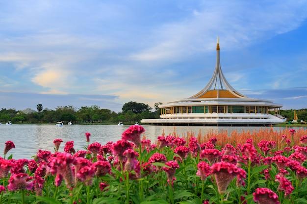 Общественный парк суан луанг рама ix