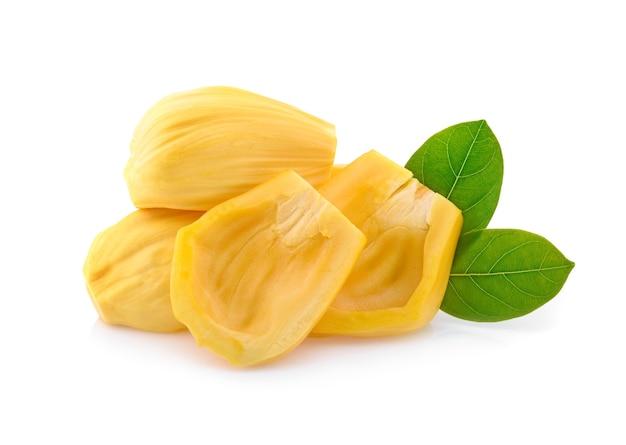 Jackfruit isolated