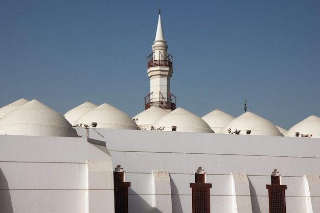 ジェッダサウジアラビアのジャファリモスク