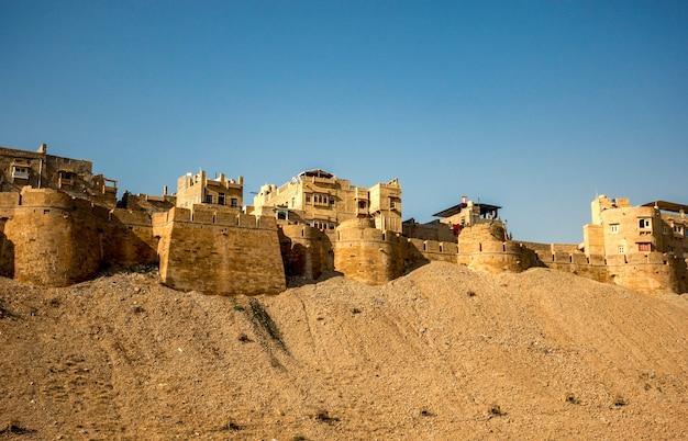 Jaisalmer fort, rajasthan, india
