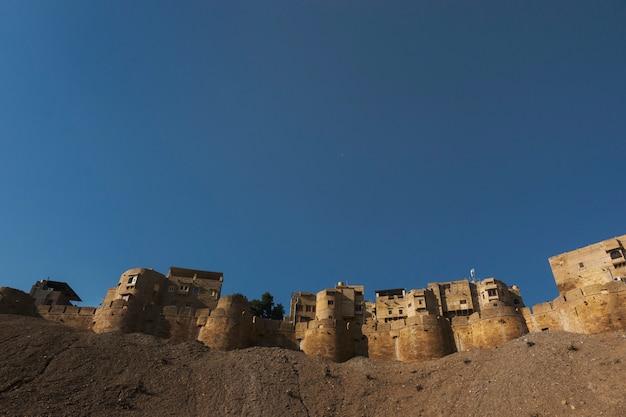 Jaisalmer fort、ラージャスターン州、インド