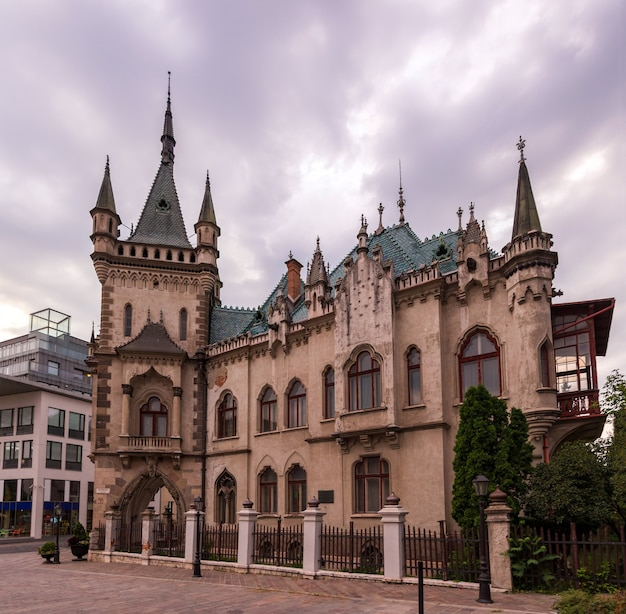 コシツェのヤカブ宮殿