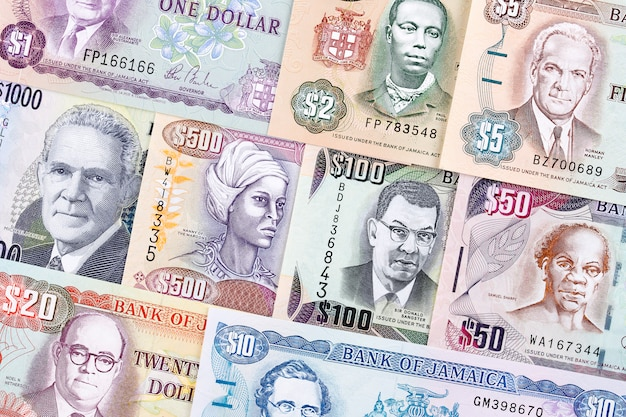 Jamaican money, a business background