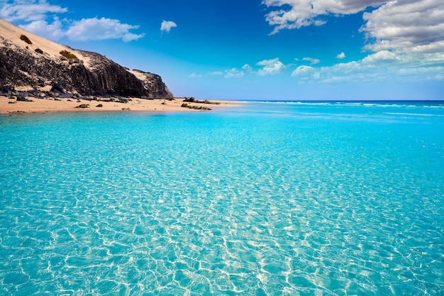 Jandia beach mal nombre fuerteventura